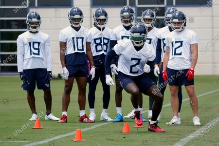 Editorial picture of Titans Camp Football, Nashville, United States - 16 Jun 2021