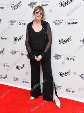 Editorial picture of 'AWARDS NIGHT: Jury' photocall, Tribeca Film Festival, New York, USA - 17 Jun 2021