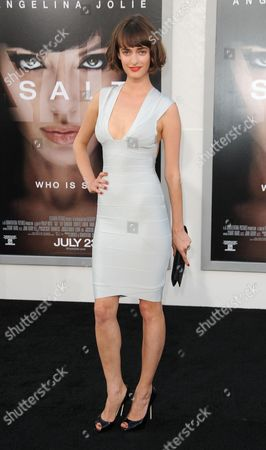 Editorial photo of 'Salt' Film Premiere, Los Angeles, America - 19 Jul 2010