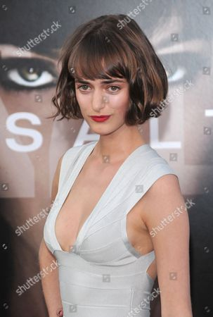 Editorial image of 'Salt' Film Premiere, Los Angeles, America - 19 Jul 2010