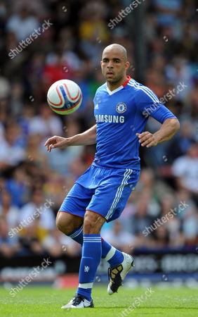 Alex Rodrigo Dias da Costa of Chelsea