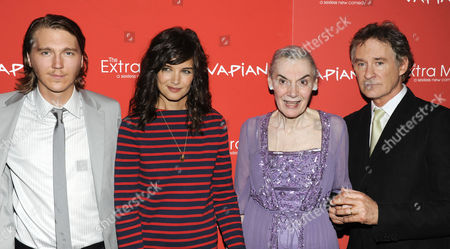 Editorial picture of 'The Extra Man' Film Premiere, New York, America - 19 Jul 2010