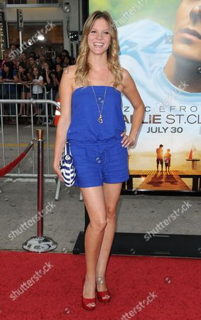 Editorial photo of 'Charlie St. Cloud' film premiere, Los Angeles, America - 20 Jul 2010