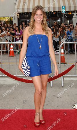 Editorial image of 'Charlie St. Cloud' film premiere, Los Angeles, America - 20 Jul 2010