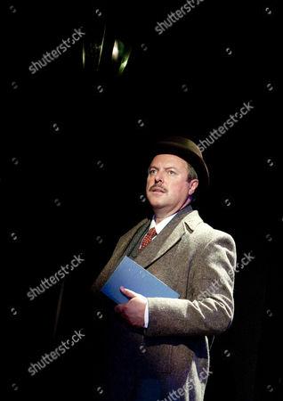 Robert Daws (Dr Watson)