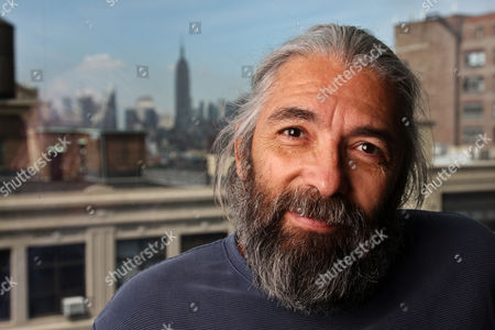 Editorial picture of Osama Bin Laden bounty hunter Gary Faulkner, New York, America - 15 Jul 2010
