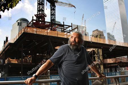 Editorial photo of Osama Bin Laden bounty hunter Gary Faulkner, New York, America - 15 Jul 2010
