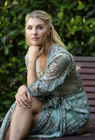Editorial picture of Amanda Kloots Portrait Session, Los Angeles, United States - 08 Jun 2021