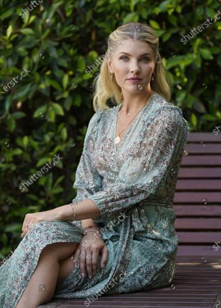 Editorial photo of Amanda Kloots Portrait Session, Los Angeles, United States - 08 Jun 2021