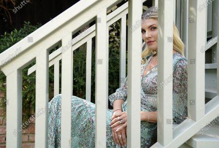 Editorial image of Amanda Kloots Portrait Session, Los Angeles, United States - 08 Jun 2021