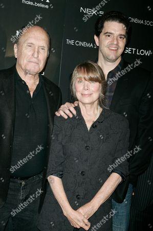 Editorial picture of Cinema Society & Sony Alpha Nex Screening of 'Get Low', New York, America - 21 Jul 2010