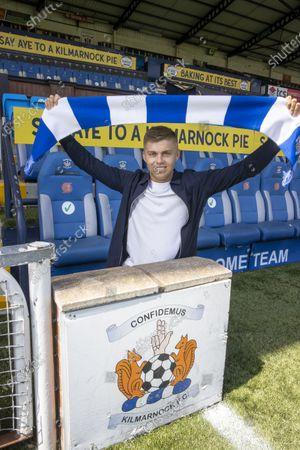Kilmarnock FC signing Fraser Murray