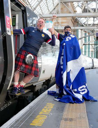 Scotland Fan Zone, Glasgow
