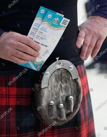 Scotland Fans Feature, Glasgow