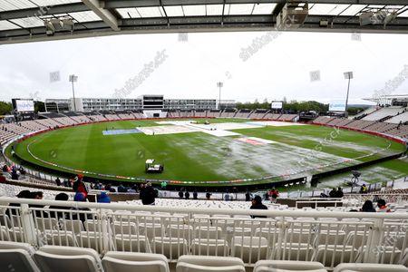 New Zealand v India, Day One