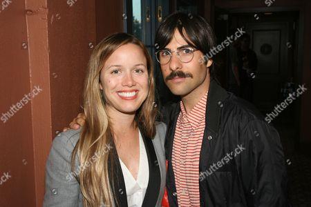 Jason Schwartzman and girlfriend Brady Cunningham
