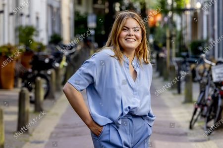 Editorial image of Countess Eloise 'Learning By Doing' book photocall, Amsterdam, The Netherlands - 17 Jun 2021