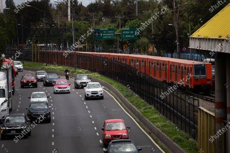 Editorial picture of Metro Collapse, Mexico City, Mexico - 17 Jun 2021
