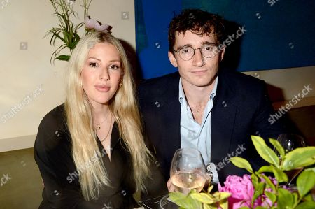 Editorial photo of Petersham Nurseries x Lily Lewis: Safe Spaces Private View and Dinner, London, UK - 17 Jun 2021