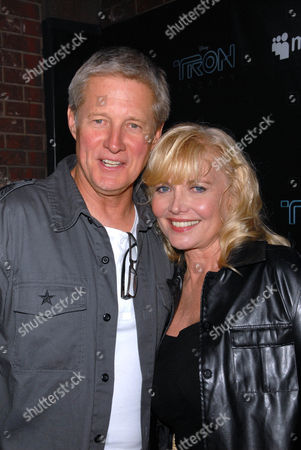 Stock Image of Bruce Boxleitner and Cindy Morgan
