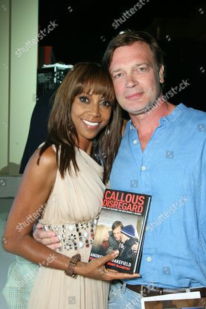 Holly Robinson Peete and Andrew Wakefield