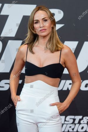 Editorial picture of 'Fast & Furious 9' film photocall, Madrid, Spain - 17 Jun 2021