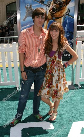 Bella Thorne and Brother Remy Thorne