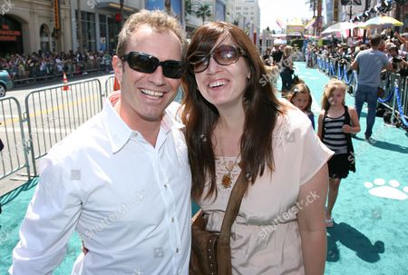 Producers Andrew Lazar and Polly Johnsen