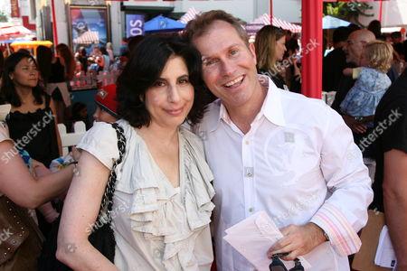 Warner Bros' Sue Kroll and Producer Andrew Lazar