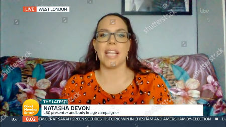 Editorial image of 'Good Morning Britain' TV Show, London, UK - 18 Jun 2021