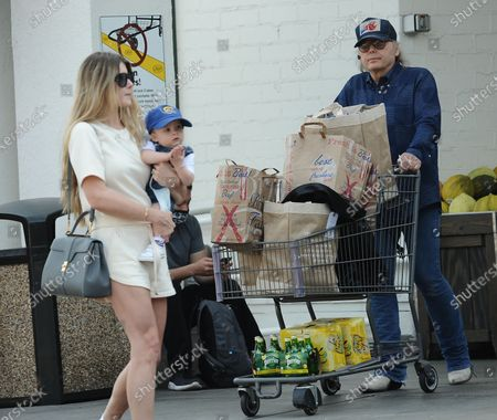 Editorial image of Dwight Yoakum out and about, Los Angeles, California, USA - 17 Jun 2021