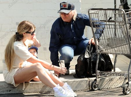 Editorial picture of Dwight Yoakum out and about, Los Angeles, California, USA - 17 Jun 2021