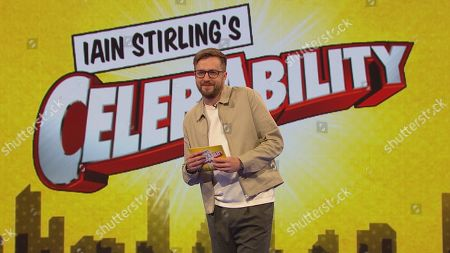 'Iain Stirling's CelebAbility' TV Show, Series 5, Episode 4