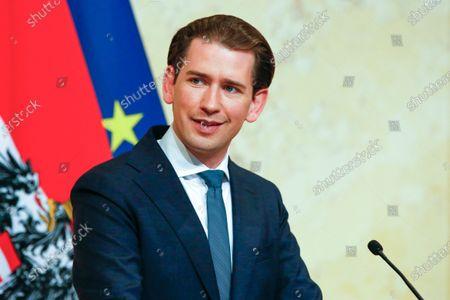 Editorial photo of Balkans, Vienna, Austria - 18 Jun 2021