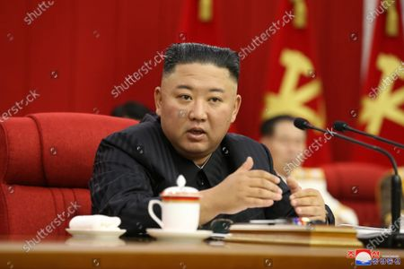 Third day of the Plenary Meeting of the 8th Central Committee the Workers' Party of Korea (WPK), Pyongyang