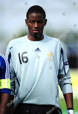 France goalkeeper Abdoulaye Diallo