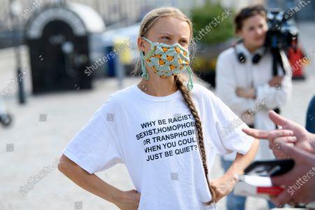 Climate Change School Strike, Stockholm