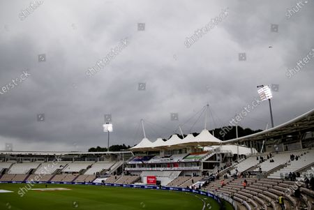 New Zealand v India, Day Two