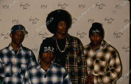 UNITED STATES - MARCH 18:  Snoop Doggy Dogg