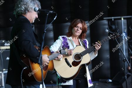 Rosanne Cash and John Leventhal,