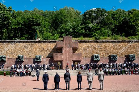 81st Anniversary of Charles de Gaulle's Resistance Call, Suresins