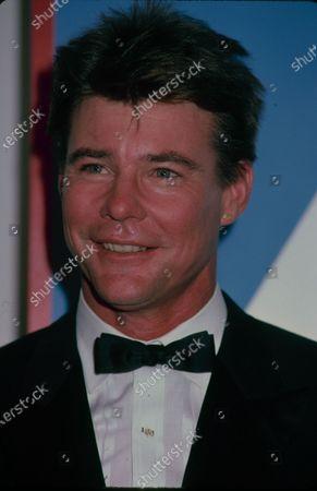 UNITED STATES - circa 1995: Actor Jan-Michael Vincent at the Stuntman Awards.