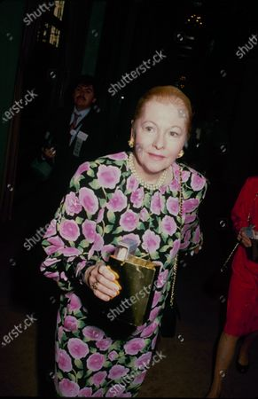 Stock Image of UNITED STATES - MARCH 18:  Joan Fontaine
