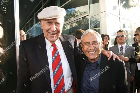Carl Reiner and George Shapiro