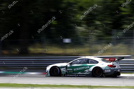 AUTODROMO NAZIONALE MONZA, ITALY - JUNE 18: Marco Wittmann, Walkenhorst Motorsport BMW M6 GT3 at Autodromo Nazionale Monza on Friday June 18, 2021 in Monza, Italy. (Photo by Alexander Trienitz / LAT Images)