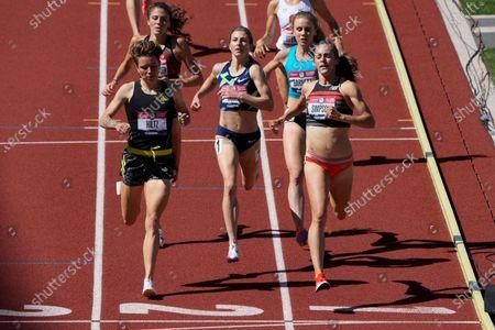 Editorial image of US Track Trials Athletics, Eugene, United States - 18 Jun 2021
