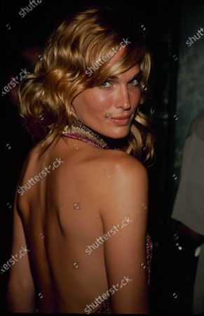 UNITED STATES - MARCH 18:  Molly Simms
