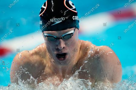 Editorial picture of US Swimming Olympic Trials, Omaha, United States - 17 Jun 2021