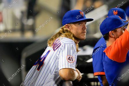 Editorial photo of Cubs Mets Baseball, New York, United States - 16 Jun 2021