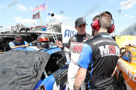 Editorial image of NASCAR XFINITY 2021: Nashville, Nashville Superspeedway, United States of America - 18 Jun 2021